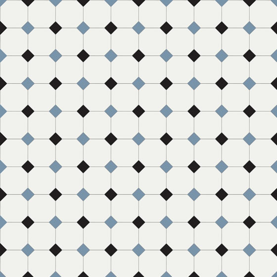 Barton 100 White/Black/Blue