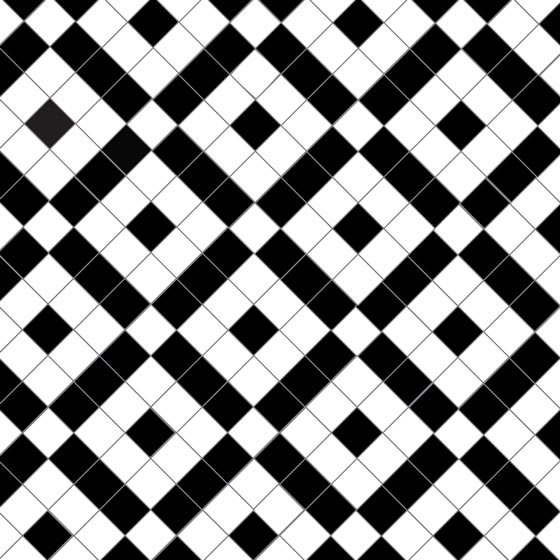 Colliford White/Black
