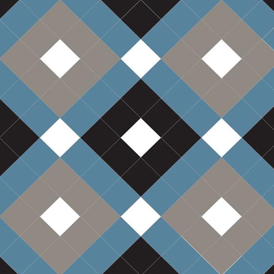 Doon – Dark Blue/Grey/Black/Super White