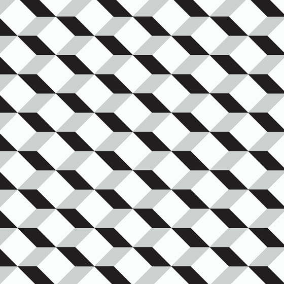 Grafham Black/White/Pearl Grey