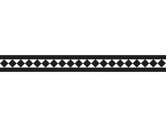 Mini Classic Black/White