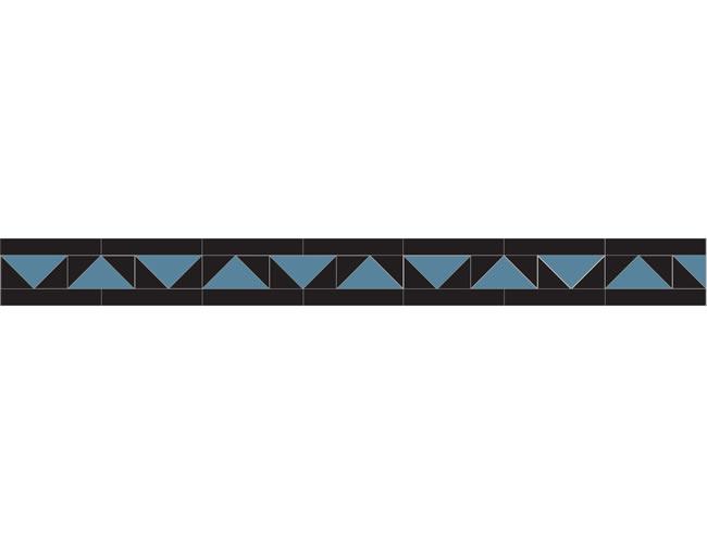 Pennine Black/Dark Blue