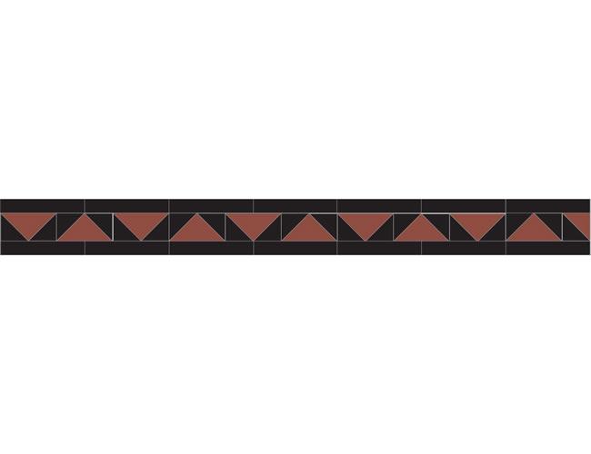 Pennine Black/Red