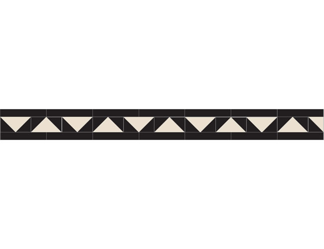 Pennine Black/White