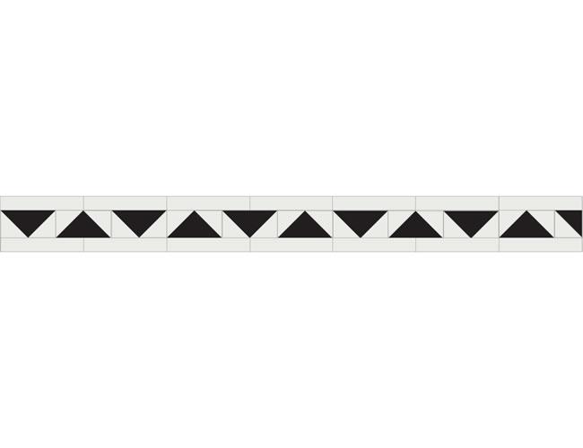 Pennine White/Black