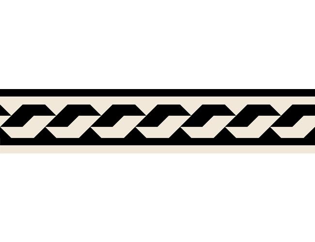Twist Black/White